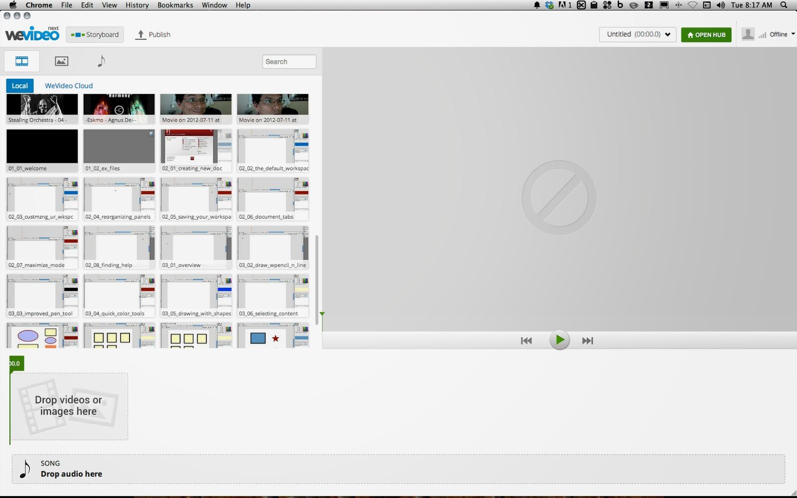 WeVideo Next: Offline Video Editing for Chrome/Chromebook | TECHNOG