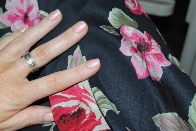 Matalan Dress, Bourjois Nails