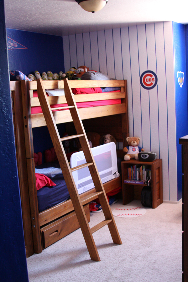 Chicago Cubs Room
