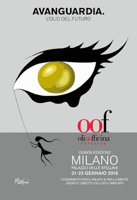 Olio Officina Festival dal 21 al 23 gennaio Milano 2016