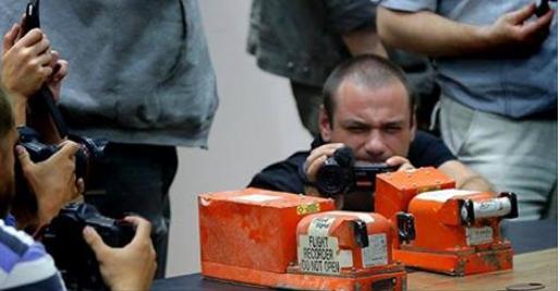 Kotak hitam MH17