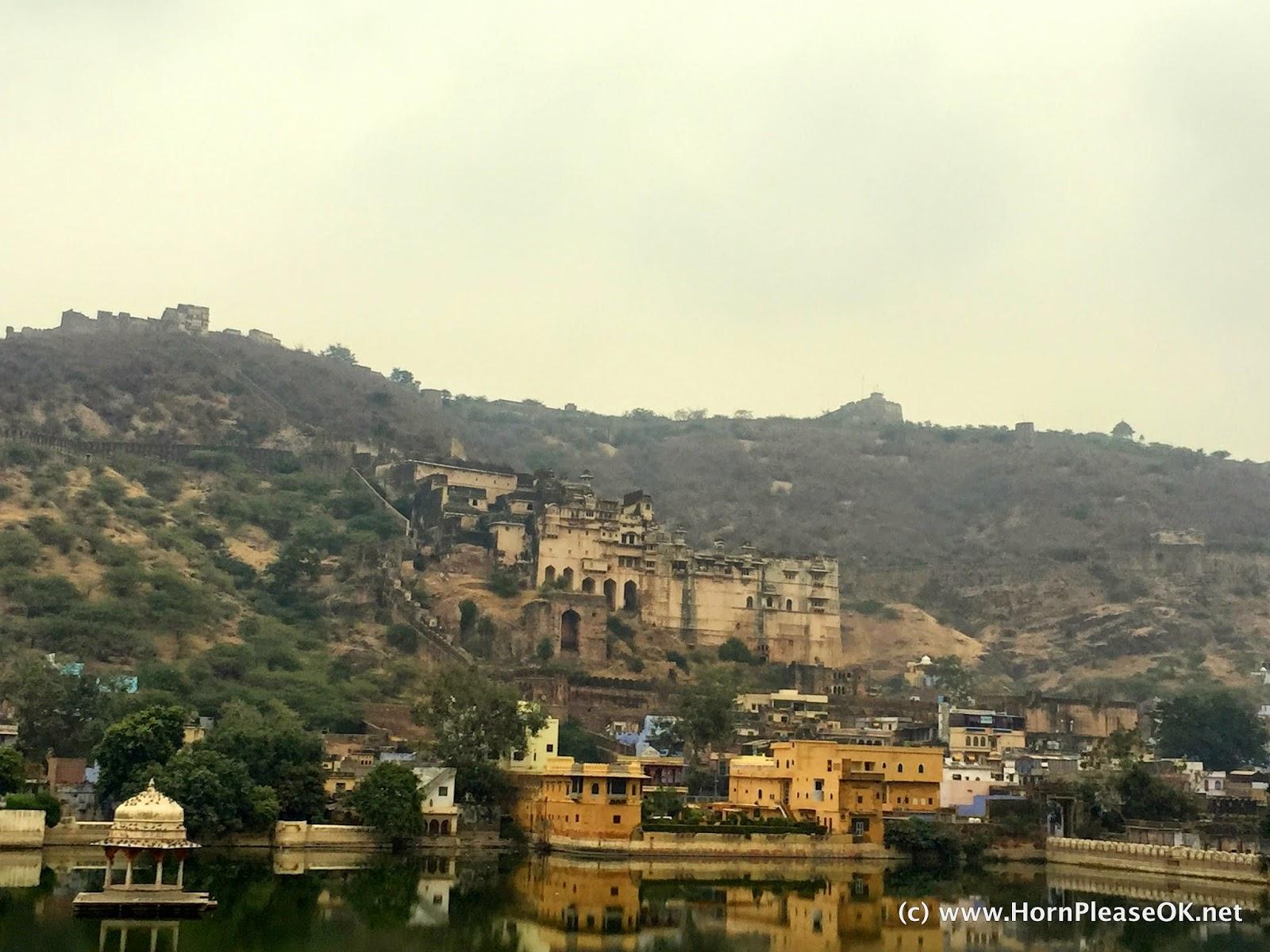 Taragarh Palace & Fort, Bundi