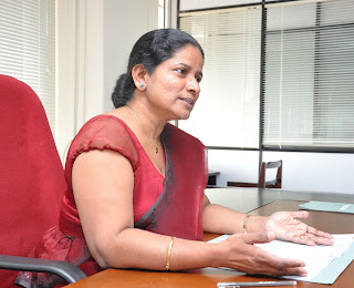 Renuka Jayasinghe - Deputy General Manager ( Retail Banking and Co-op & Development), People's Bank.