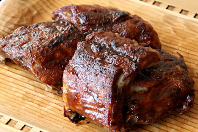 Shockingly Delicious: Smoky Baby Back Ribs