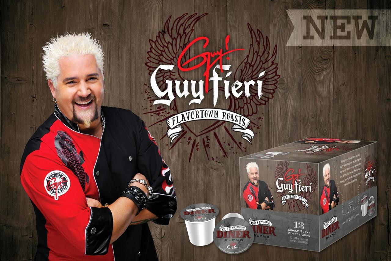 Pioneer woman food network cancelled - Guy Fieri Coffee Flavortown Roasts Coming Soon