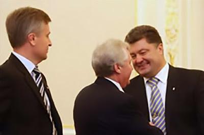 Порошенко намерен уволить главу СБУ Наливайченко