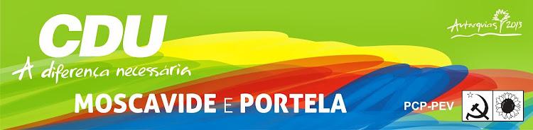 CDU Moscavide e Portela 2013