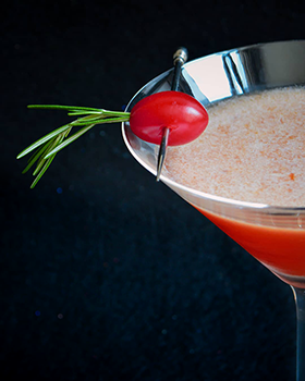 Tomatini (ou Martini de Tomate)