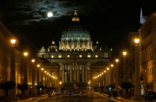 The UN is Investigating the Vatican on Charges of Torture and Rape