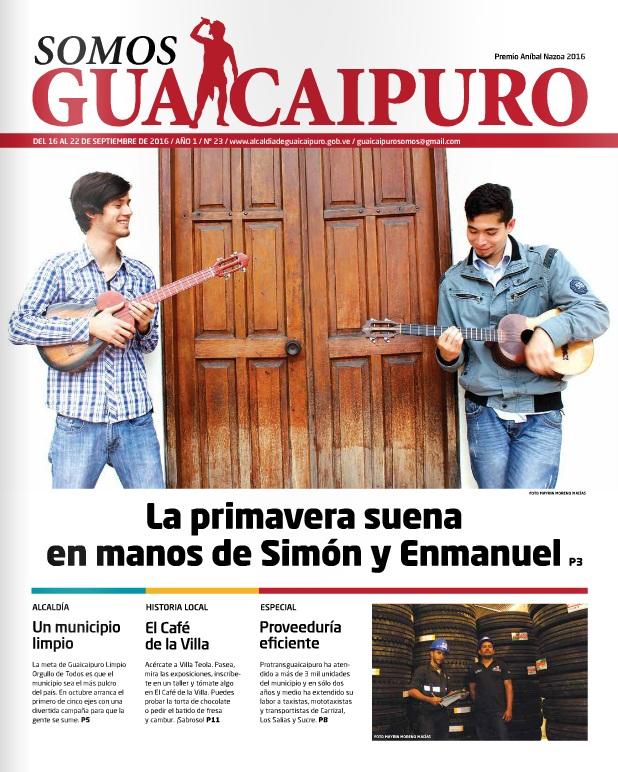 Somos Guaicaipuro 23