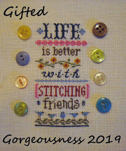 Jo from Serendipitous Stitching