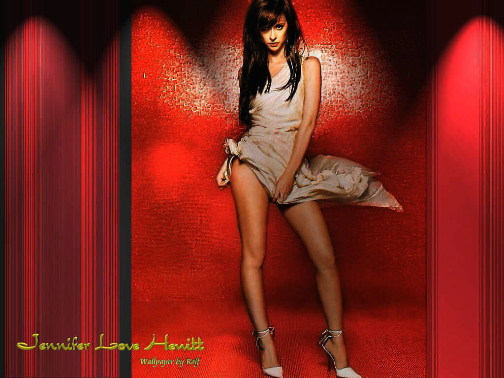 Wallpaper Of Hot Love : Jennifer Love Hewitt