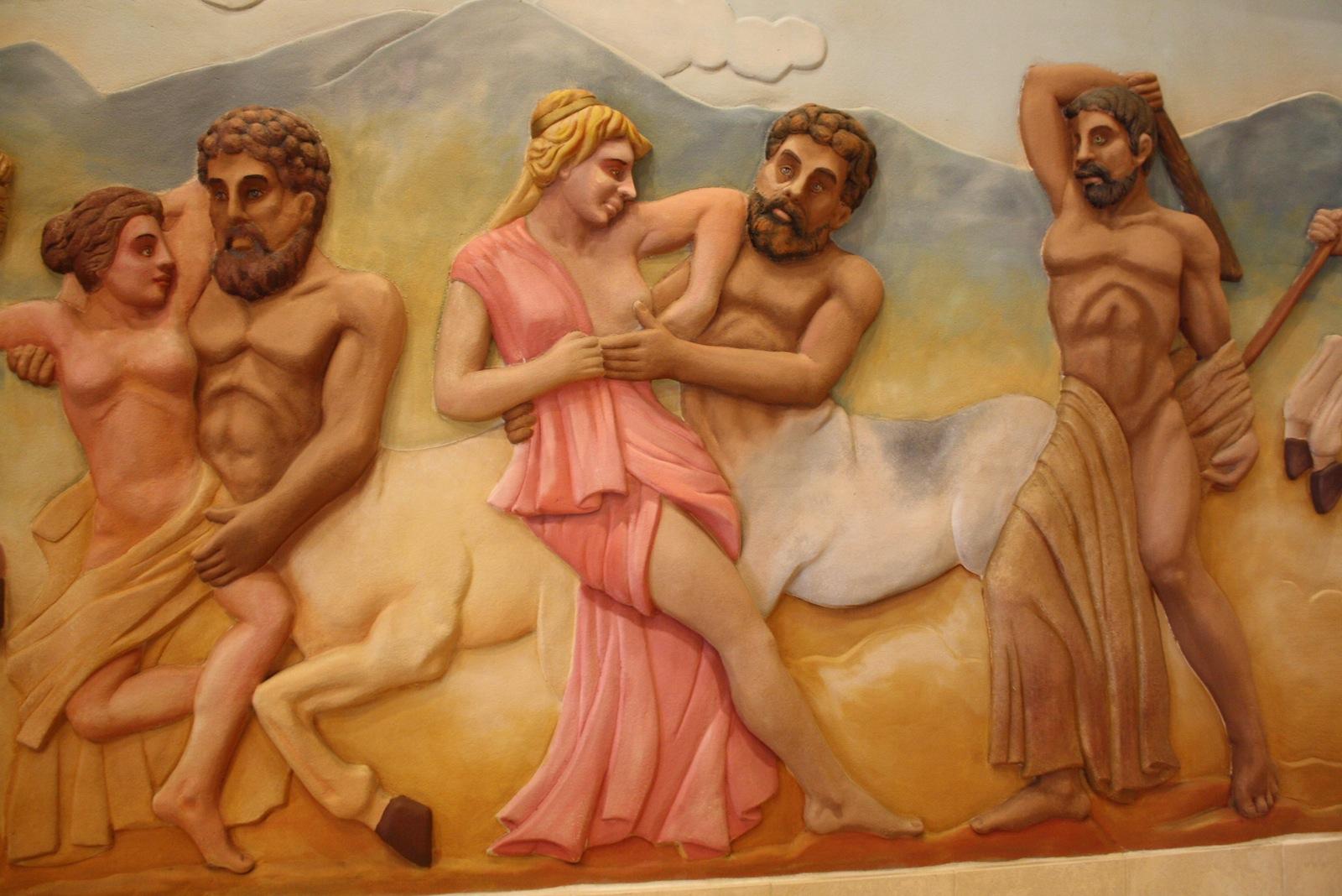 Erotic centaur sex — img 5
