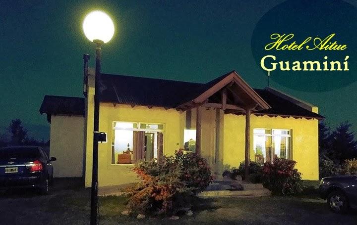 Hotel Aitue Guaminí