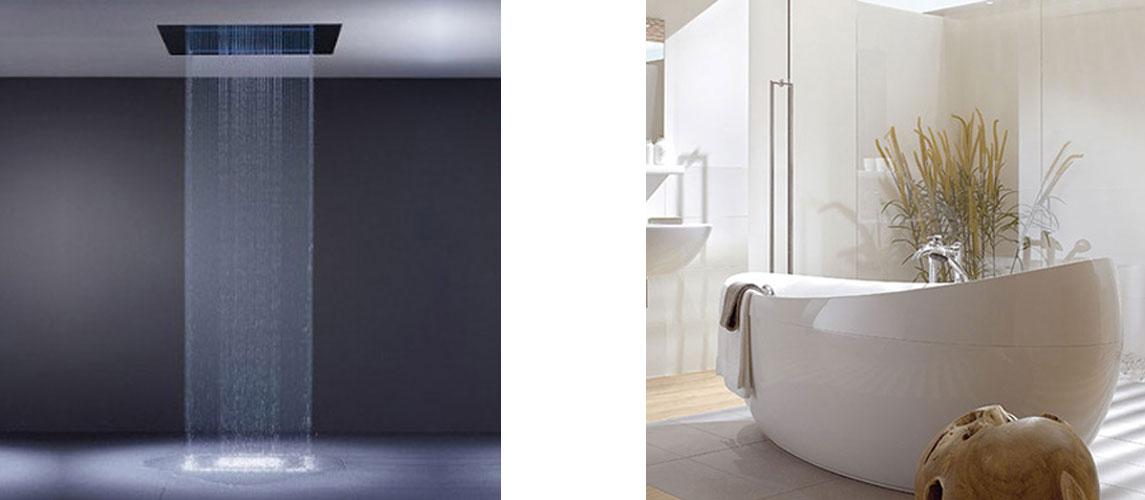 Nuevas tendencias para el cuarto de ba o todo acabados - Tendencias en cuartos de bano ...