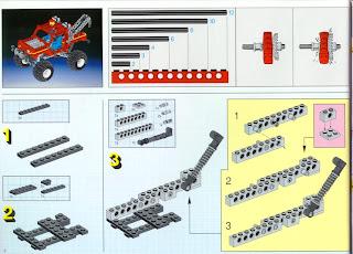 catia lego model
