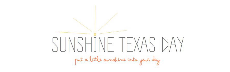 Sunshine Texas Day