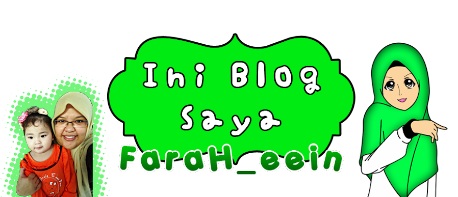 "My bLog ""FaRaH_eEIn92"""