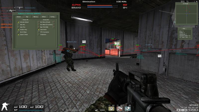 Combat Arms Hilesi Exterminator v1.0 indir – Download