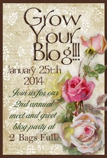 2014 Grow Your Own Blog Party - Come Join The Fun!