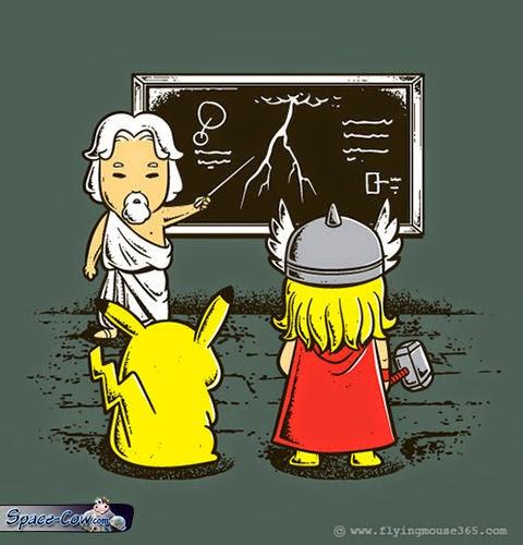 funny comics Thor pics