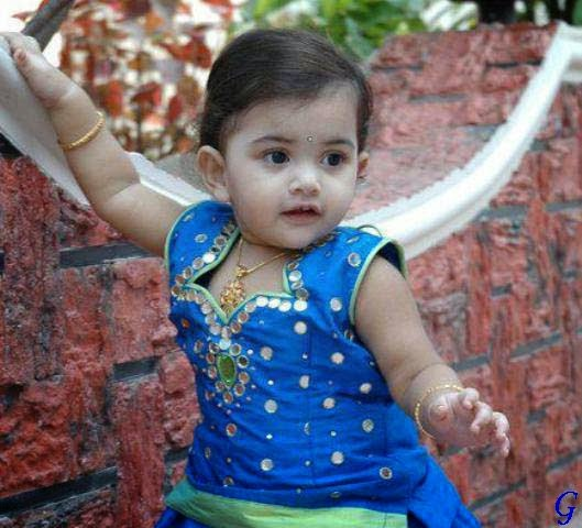 Cute Baby Images-Indian Baby Pictures