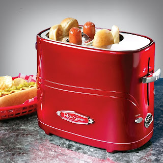 Fancy: FREE Nostalgia Electrics Pop Up Hot Dog Maker (Just Pay $4.95 Shipping)