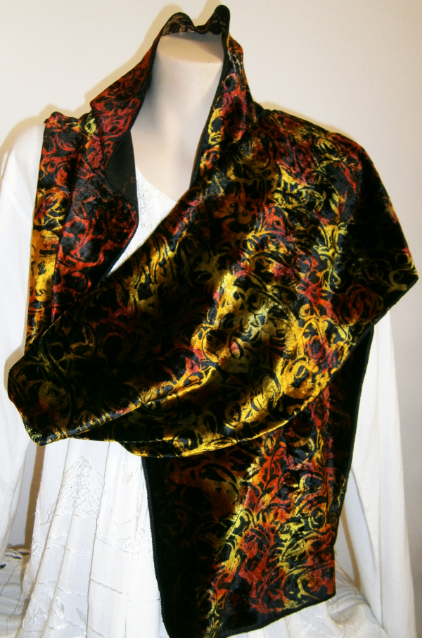 My Scarves<br>@Butterflies Gallery