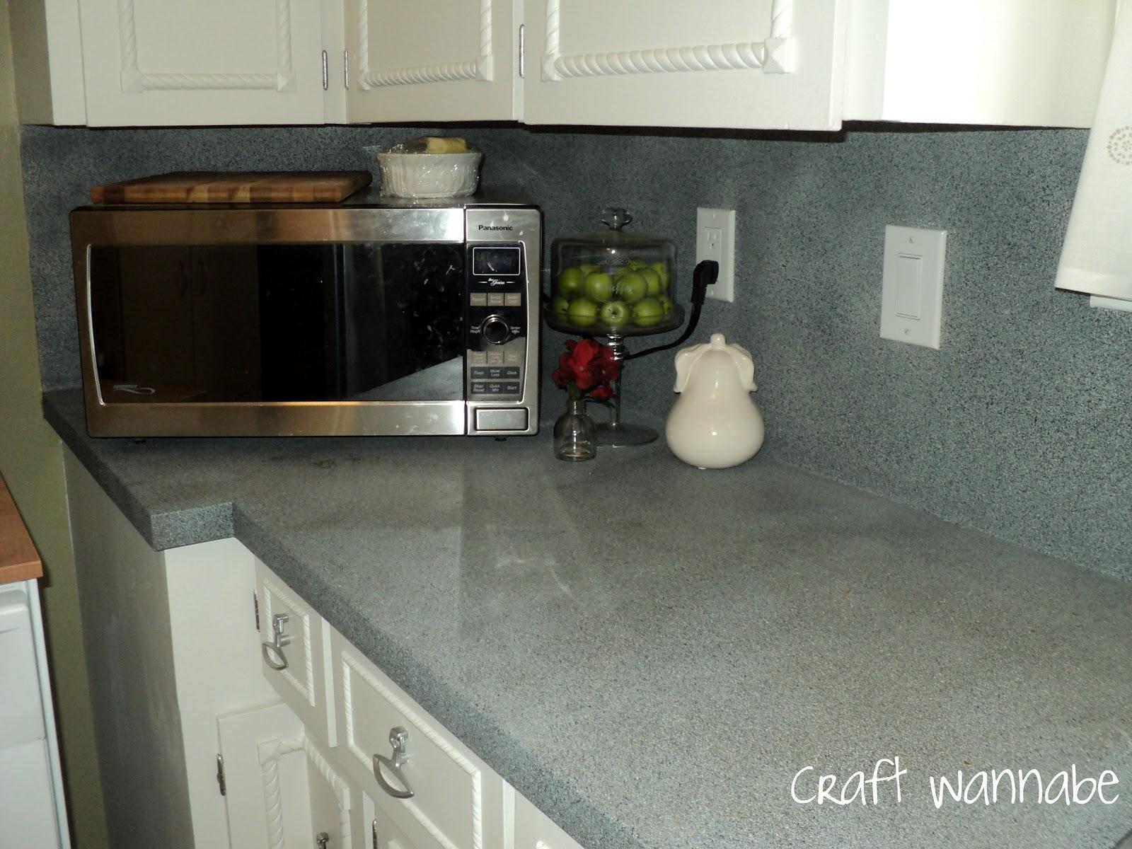 Countertop Paint Kits : Spray Paint Kitchen Countertops