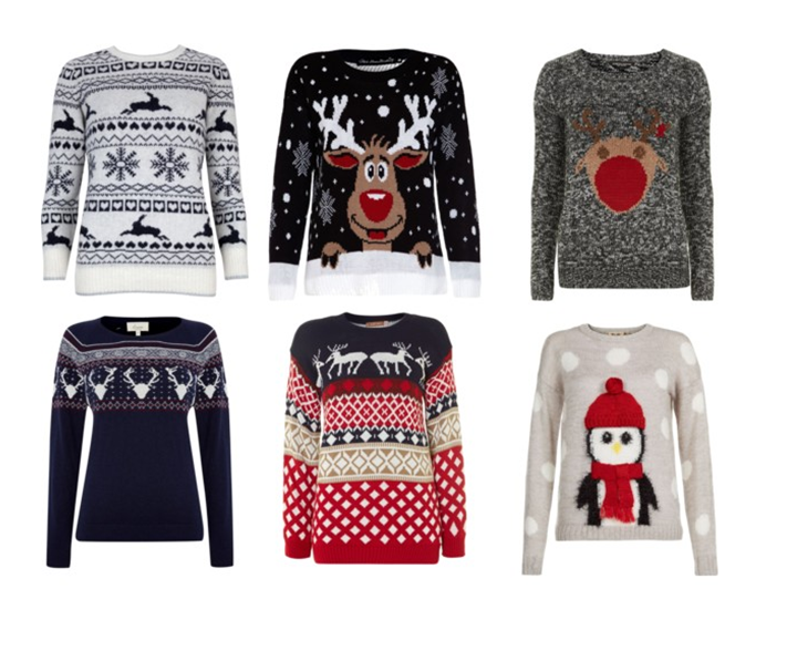 Christmas Jumpers | Blogmas Day 6