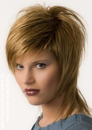 short hair 2011 trends