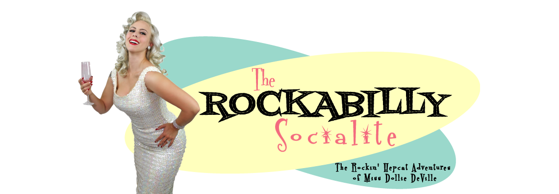 The Rockabilly Socialite