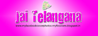 Jai Telangana images for Facebook timeline