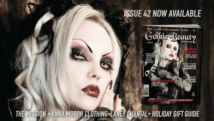 Gothic Beauty Weekend Sale!