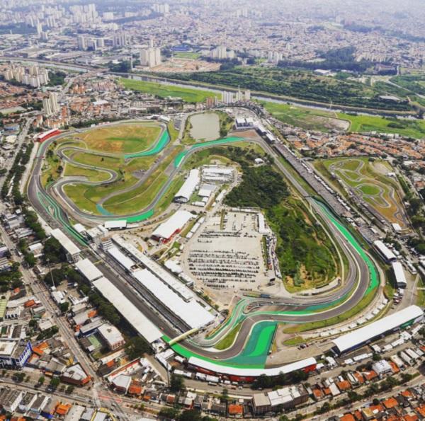 Fórmula 1 Gran Premio Brasil 2015