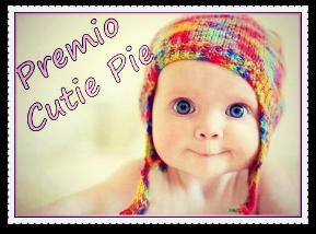 PREMIO CUTIE PIE DAL CARO AMICO ENRICO