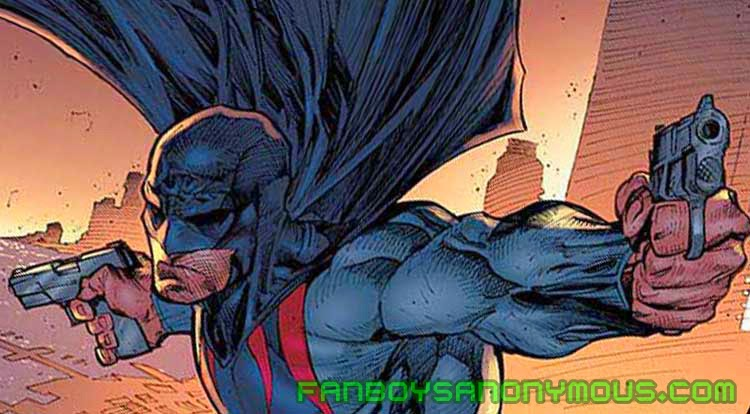 Read The Black Bat by Dynamite Entertainment digitally with Comixology for Android and iOS