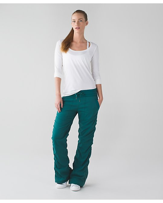 lululemon studio-pant-forage-teal