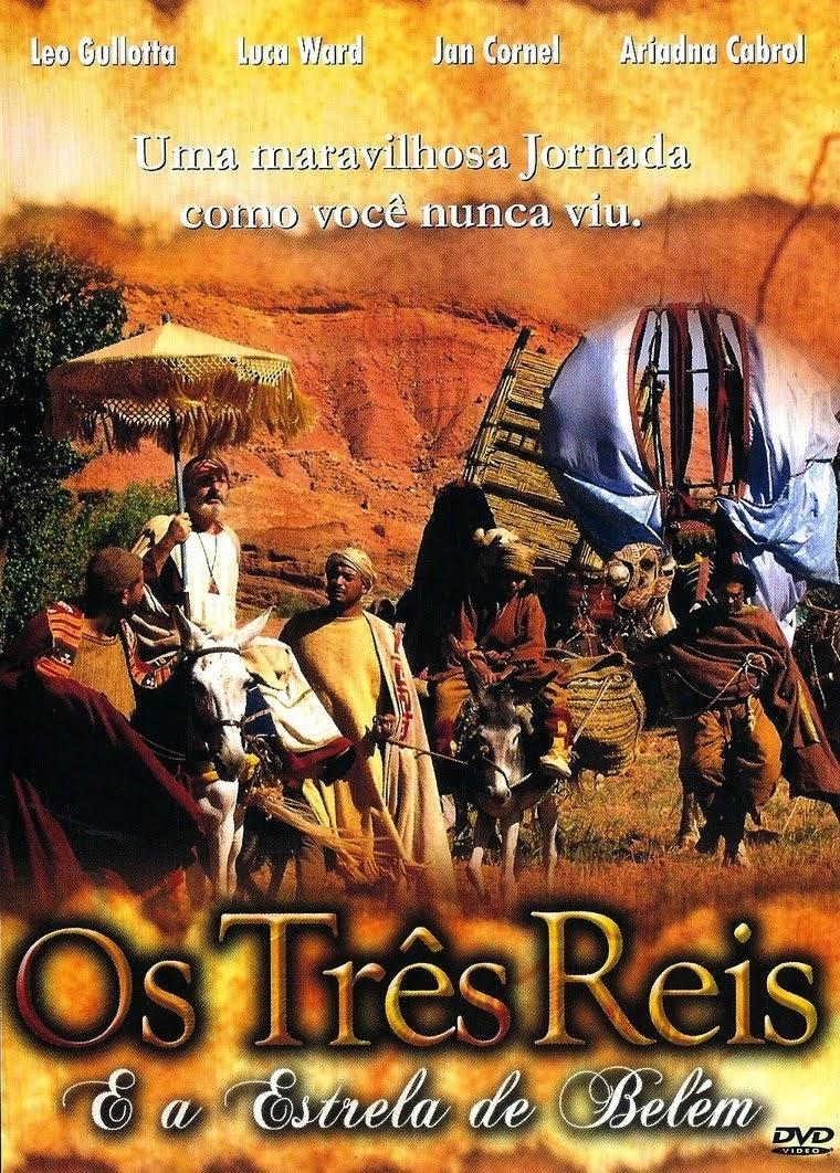 Baixar Filme Os Três Reis e A Estrela de Belém (Dual Audio)