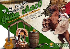 12 de Agosto Aniversario del Gran Chaco