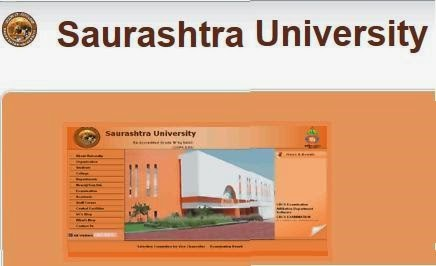 Saurashtra University 2014 Results