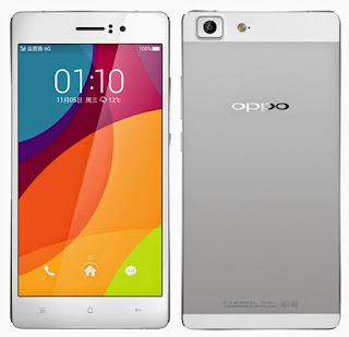 Smartphone Oppo R5s