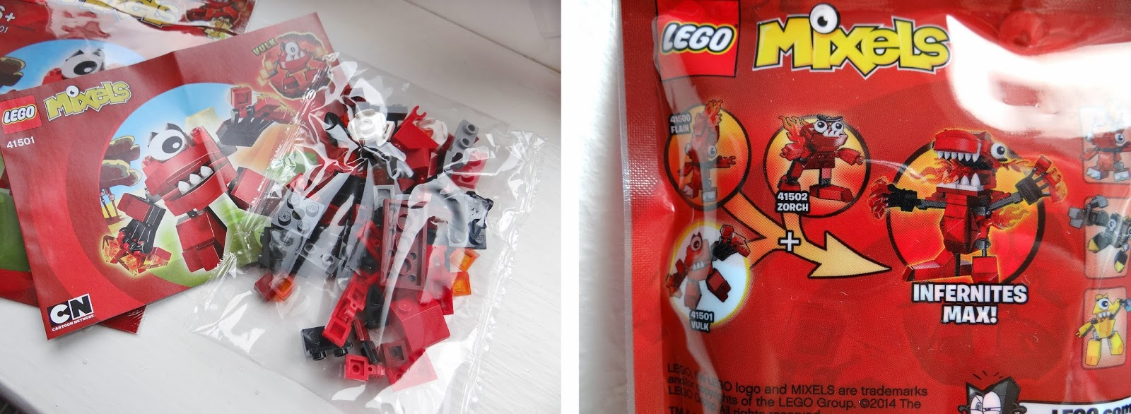 LEGO Mixels, Cartoon Network Mixels, affordable LEGO
