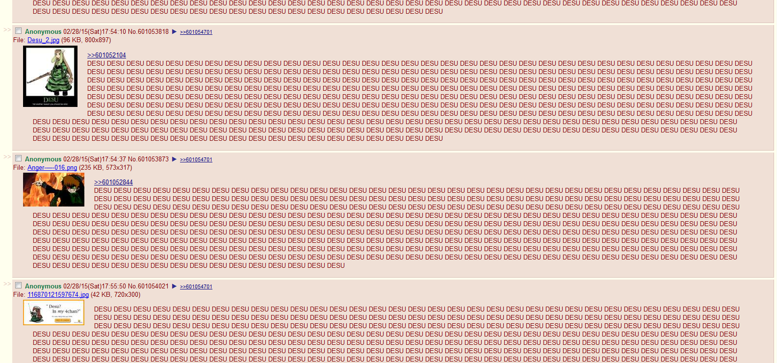 4chan - desu