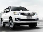 MOBIL TOYOTA FORTUNER