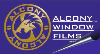 Alcony Window Films