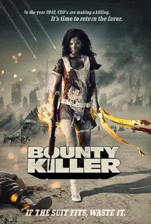 Bounty Killer 2013 poster