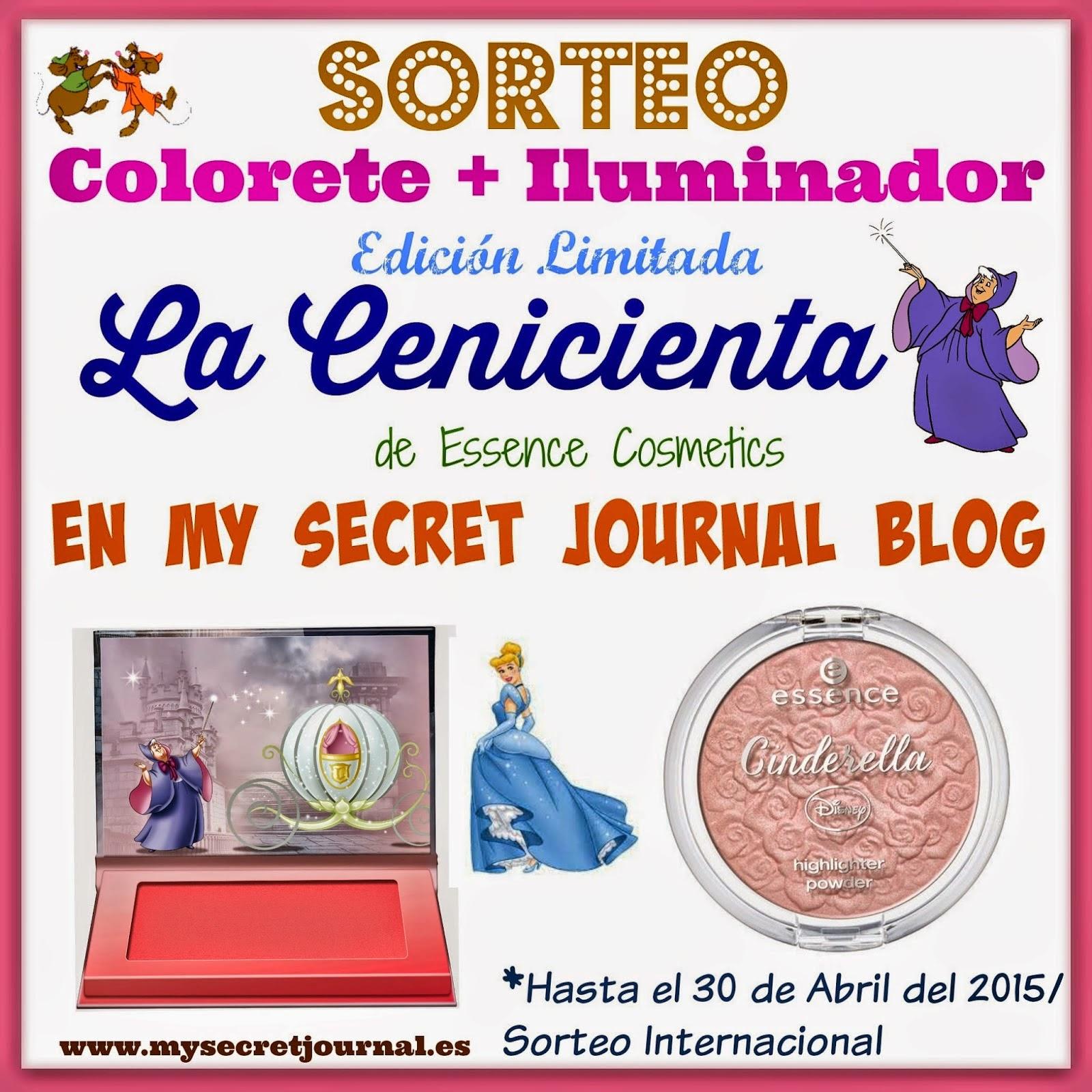 "Sorteo Internacional ""La Cenicienta"" Dúo Colorete + Iluminador de Essence Cosmetics"