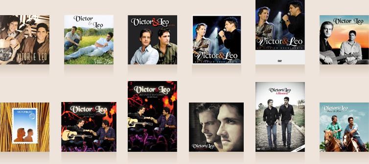 dvd victor e leo ao vivo em floripa  cd