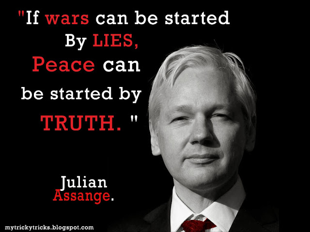 Julian Assange, Wikileaks, julian assange quotes and wallpapers